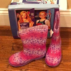 Disney's Liv & Maddie rain boots